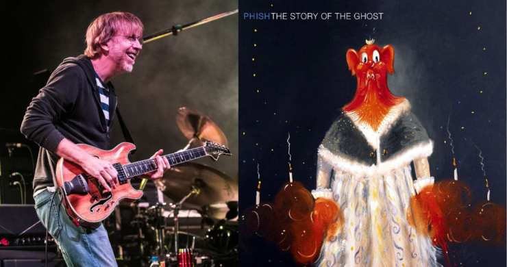Story of the ghost