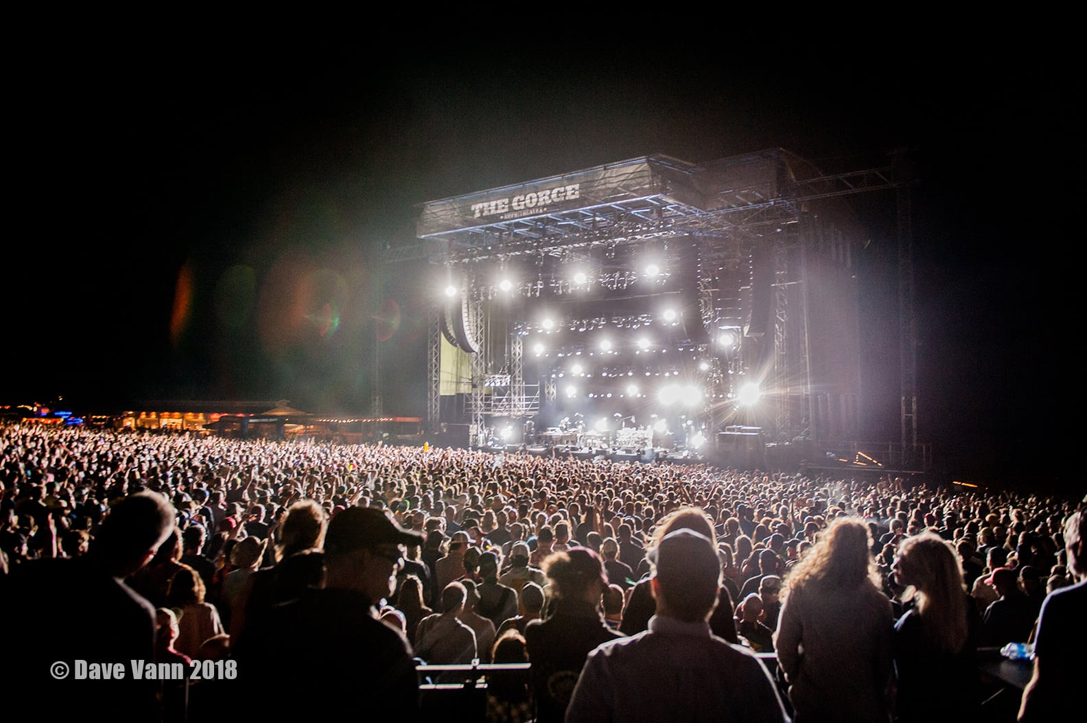 Phish Debuts Infinite Amp Keeps It Funky At Night 2 Of The Gorge PhotosVideos