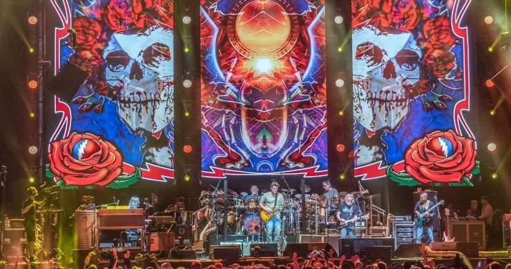 Dead & Company Deliver Dream Setlist, Double Encore In