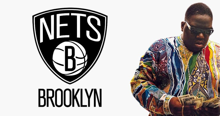 new style 828af 2e415 The NBA Spreads Love The Brooklyn Way With Notorious B.I.G. ...