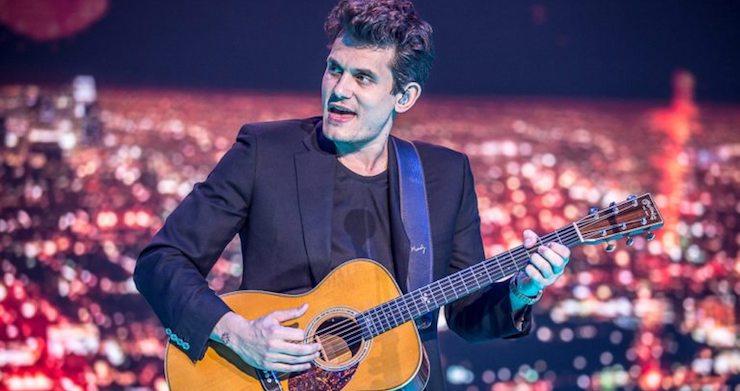 john mayer concert nederland