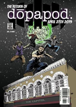 bc34fdd65805 Dopapod To Release Entire Catalog On Nugs In Celebration Of Capitol Theatre  Comeback