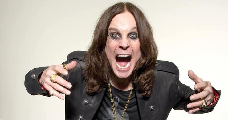 Ozzy Osbourne Hospitalized (Again) Due To Complications From The Flu