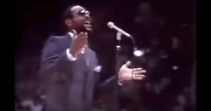 marvin gaye, marvin gaye 1983, marvin gaye nba all star game, marvin gaye national anthem, marvin gaye star spangled banner