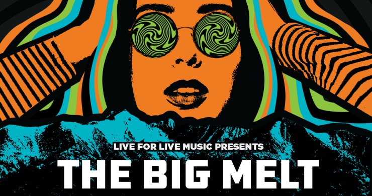 Big Melt, The Big Melt, The Big Melt Denver, Eddie Roberts, Casey Benjamin, Robert Randolph