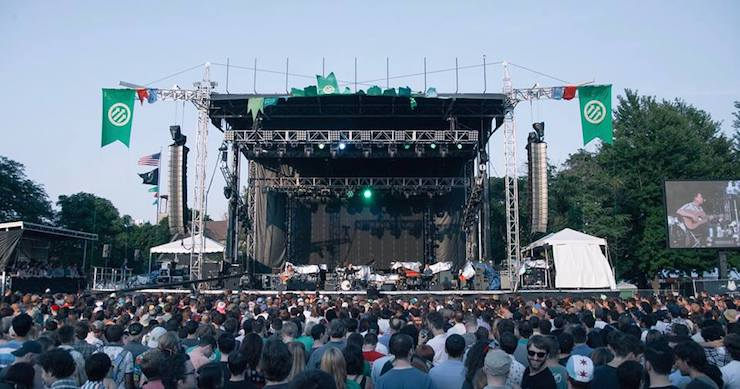 Pitchfork Music Fest