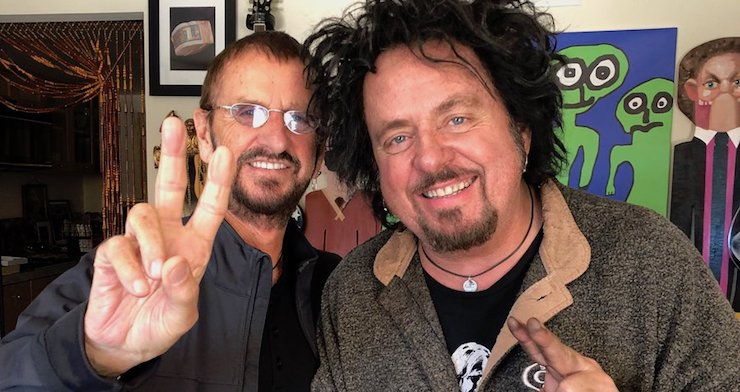 Ringo Starr Reportedly Working On Next Solo Album