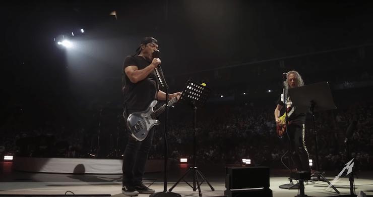 Metallica Covers Pink Floyd's