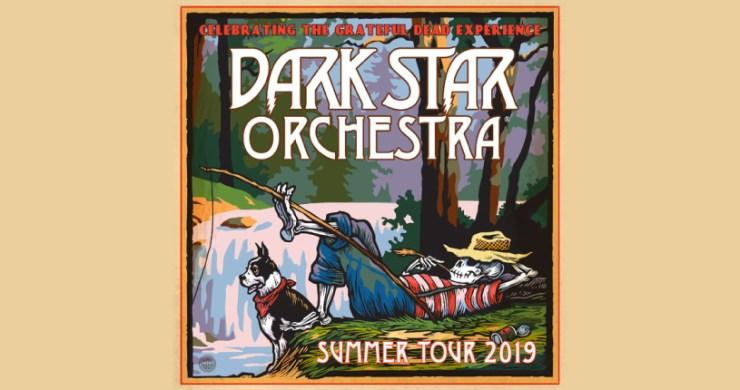 Dark Star Orchestra, Dark Star Orchestra Tour, DSO, DSO Tour, Dark Star Orchestra 2019