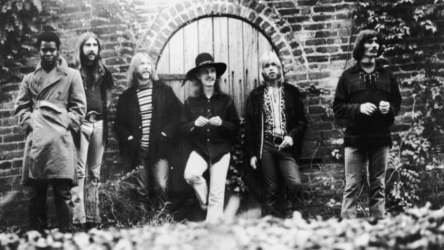 Inside The First-Ever Allman Brothers Band Rehearsal