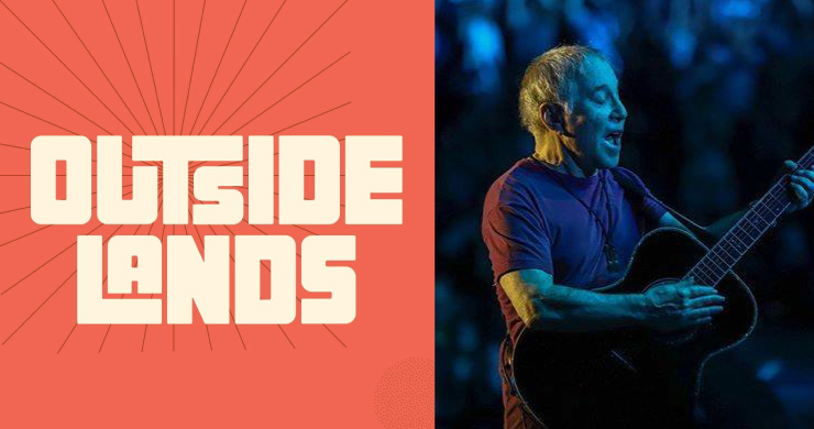 Paul Simon, Outside Lands, Outside Lands 2019, Paul Simon Outside Lands