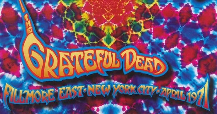 Grateful Dead Fillmore East, Grateful Dead Fillmore East 1971