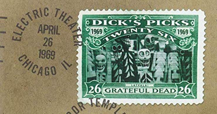 Grateful Dead Dick's Picks Vol. 26
