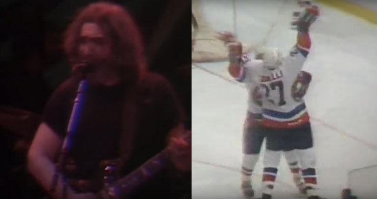 Grateful Dead, Grateful Dead 1982, Grateful Dead Hockey, Grateful Dead Long Island, Grateful Dead Nassau
