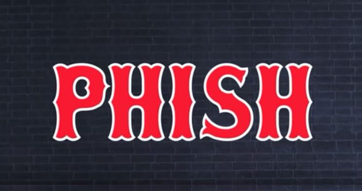 Phish, Phish Night, Red Sox Phish Night, Fenway Park Phish Night, Phish Fenway Park