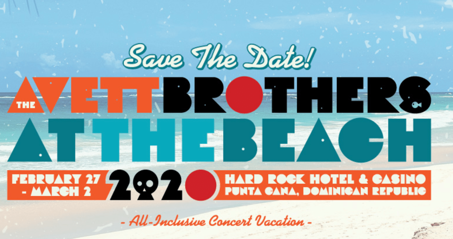 The Avett Brothers At The Beach Announce 2020 Event