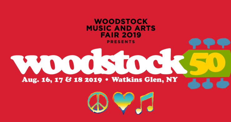 Woodstock 50, Woodstock 2019, Woodstock 50 Lineup, Woodstock lineup, Woodstock 50th anniversary, Woodstock tickets
