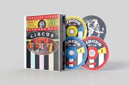 The Rolling Stones Rock And Roll Circus Reissue