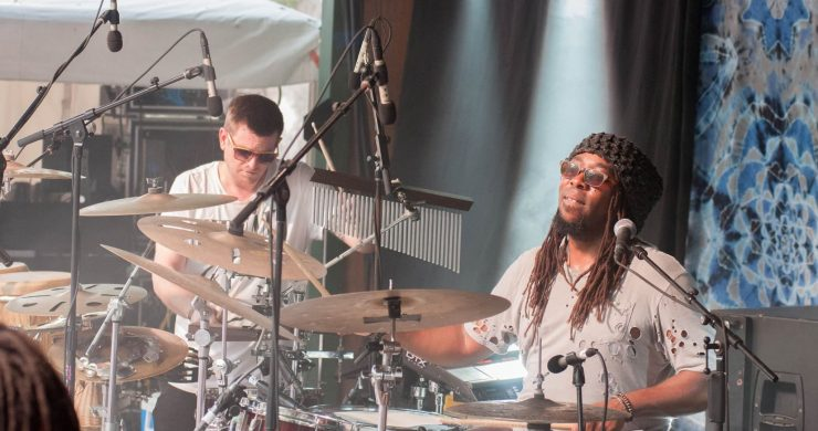 Ghost-note, nate werth, robert sput searight, ghost-note interview, mononeon