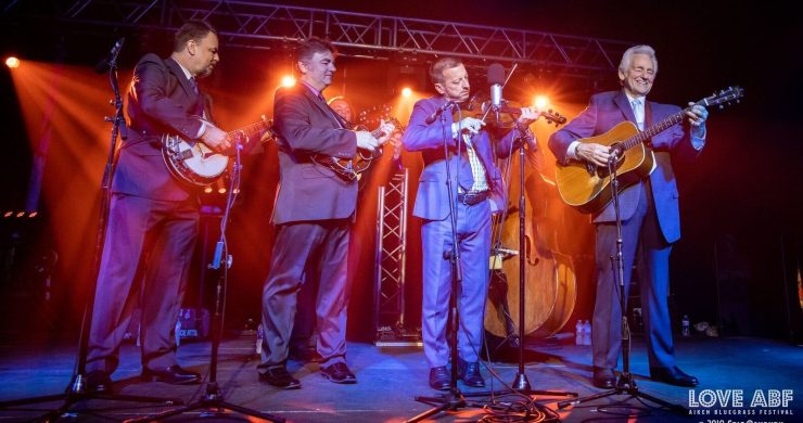 Aiken Bluegrass Festival, Aiken Bluegrass Festival 2019, Aiken Bluegrass Festival review, Aiken Bluegrass festival review 2019, aiken bluegrass 2019, aiken bluegrass review, del dccoury band, del mccoury aiken bluegrass