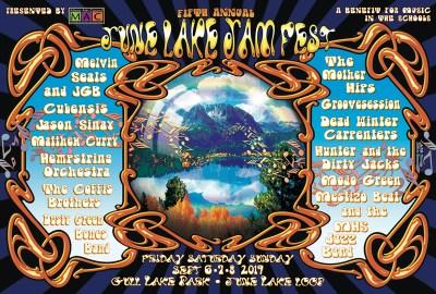 June Lake Jam Fest, June Lake Jam Fest 2019