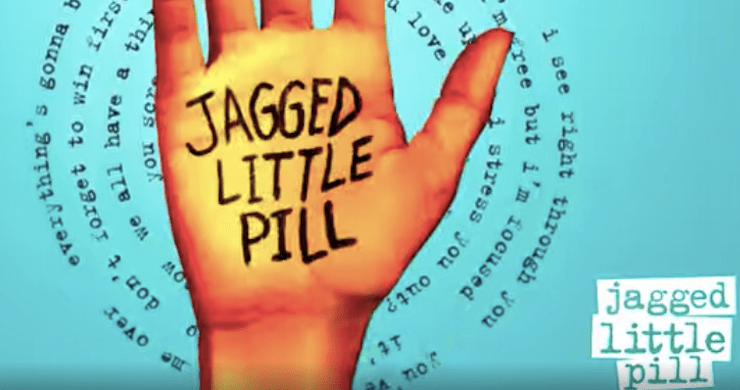 Jagged Little Pill, Jagged Little Pill musical, Jagged Little Pill Broadway, Jagged Little Pill tickets, Alanis Morissette