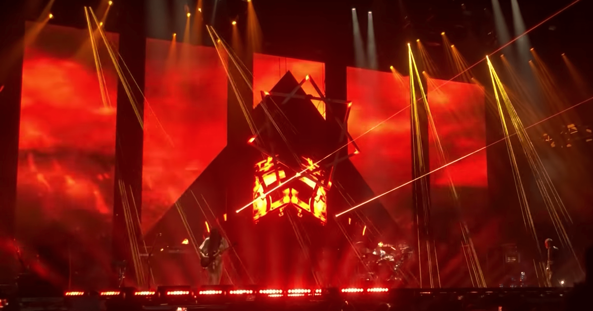 Watch Tool Debut Two New Songs at