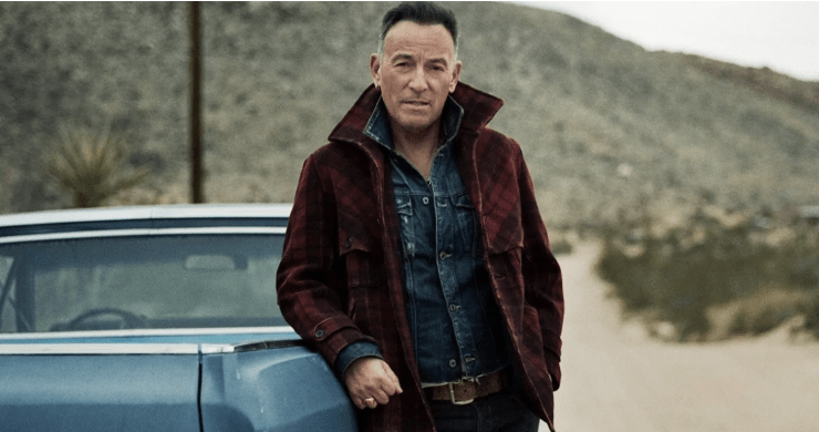bruce springsteen there goes my miracle, bruce springsteen, bruce springsteen western stars, bruce springsteen new album