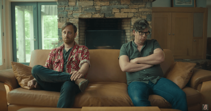 """The Black Keys Are No Longer On Speaking Terms In New Music Video For """"Go"""" [Watch]"""