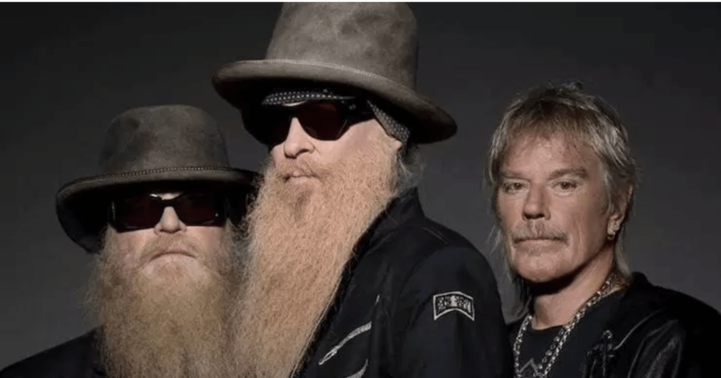 ZZ Top Announces Las Vegas Rock Musical