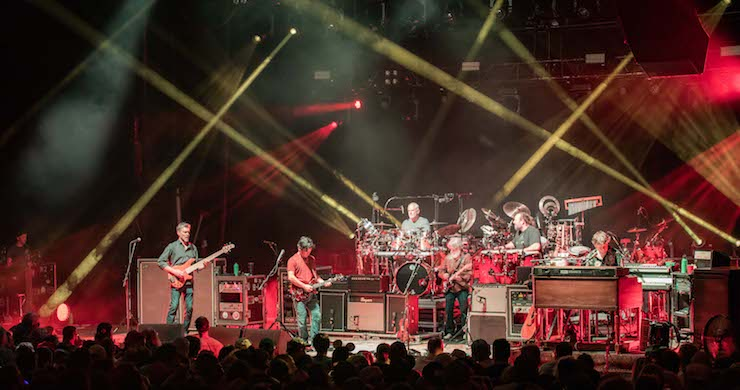 The String Cheese Incident Delivers 'Abbey Road' Covers On Night One Of Capitol Theatre Run [Photos/Video]
