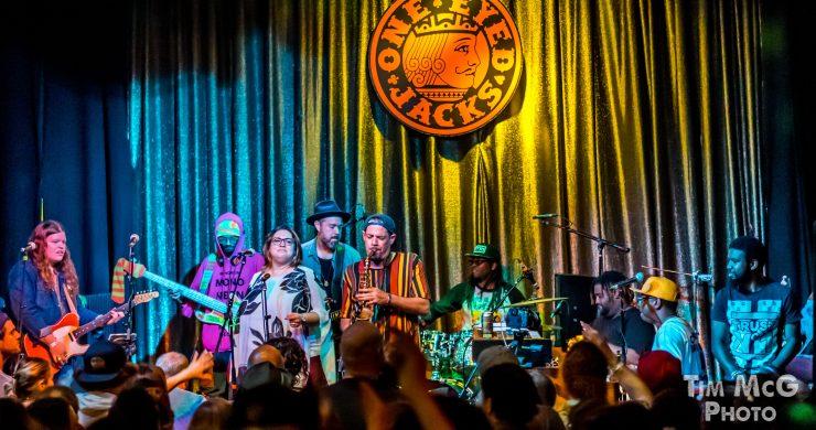 JAzz Fest, Jazz Fes 50, Nola Jazz Fest 50, new orleans jazz fest, nigel hall, nikki glaspie, nth power, ghost-note, eric krasno, lettuce, maurice brown, robert walter, the grid, rising appalachia, terrence higgins, khris royal