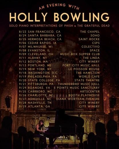 holly bowling, holly bowling music, holly bowling piano, holly bowling videos, holly bowling phish, holly bowling grateful dead, holly bowling solo tour, ghost light, ghost light band, ghost light music, ghost light tour, ghost light jam, ghost light audio