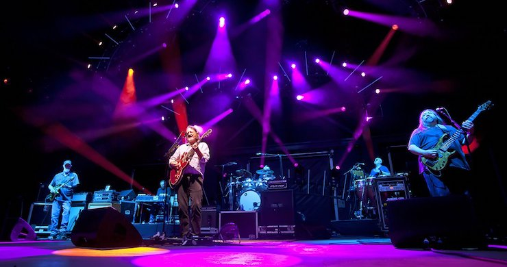 Widespread Panic Returns To The Birth Of The Blues To Open Two-Night Run At Mississippi's Brandon Amphitheater [Recap]