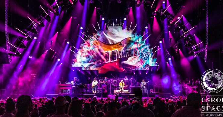 Dead & Company Show Charlotte The 'Eyes Of The World