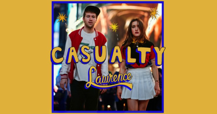 Lawrence, Lawrence Jon Bellion, Lawrence Casualty, Lawrence New Song