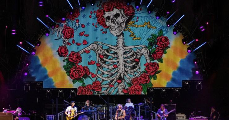 Dead and company, dead and company summer tour, dead and company atlanta