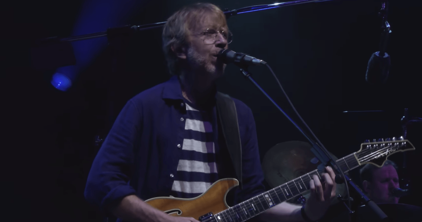 "Phish Shares Pro-Shot Video Of Scorching ""Twist"" From Bonnaroo [Watch]"