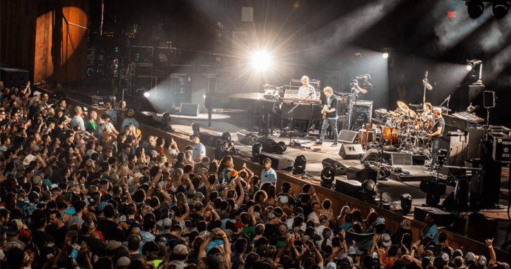 Phish Delivers Jam-Heavy 6-Song Second Set, 4-Song Encore In