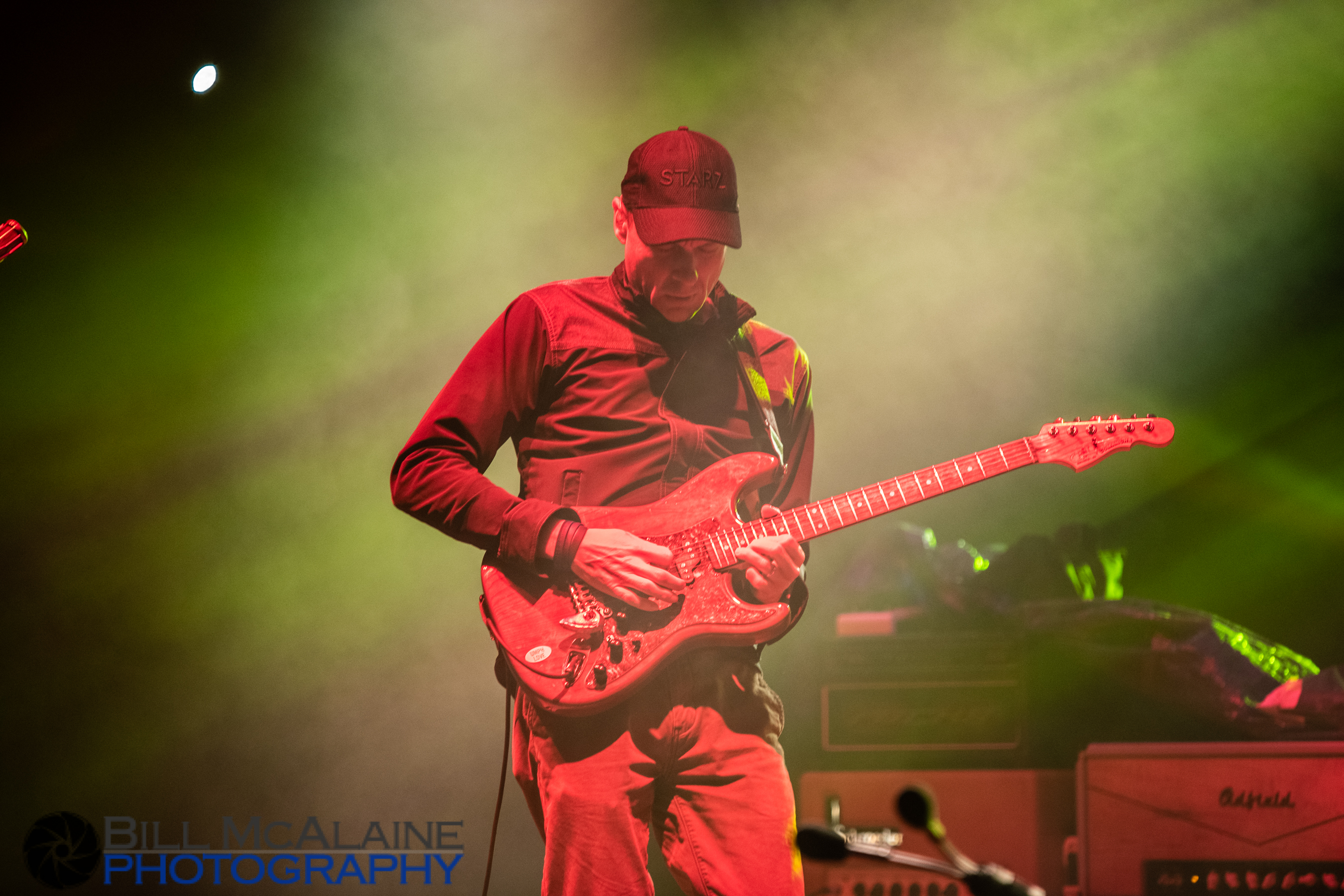 "Umphrey's McGee Covers Pink Floyd's ""Have A Cigar"" With Kanika Moore On Red Rocks Night 1 [Photos]"