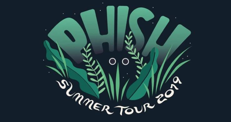 Phish, Livephish, phish webcast, livephish webcast, phish summer tour, phish 2019 summer tour, phish tour 2019