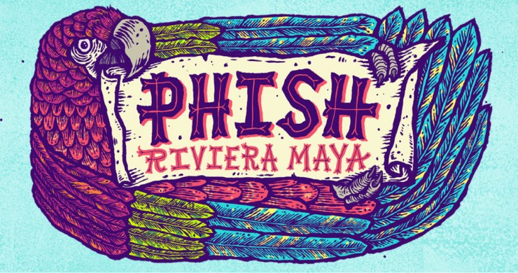Phish Tour Dates 2020 Phish Announces 2020 Destination Event In Cancún, Mexico