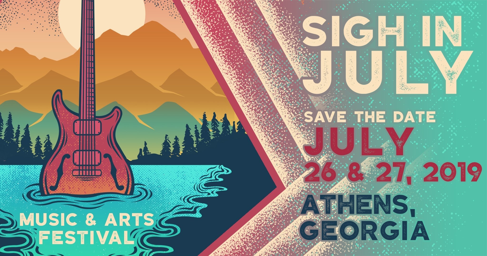 Sigh In July Festival Announces 2019 Lineup: Universal Sigh