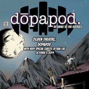 Dopapod, Dopapod ogden theatre, dopapod denver