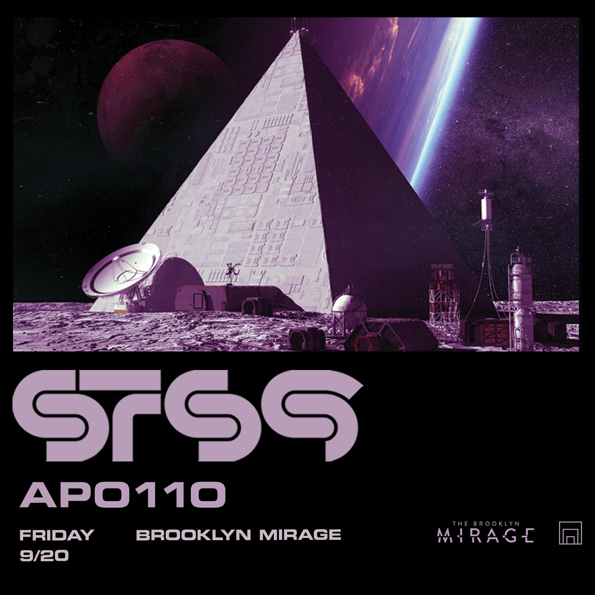 STS9 Brooklyn Mirage