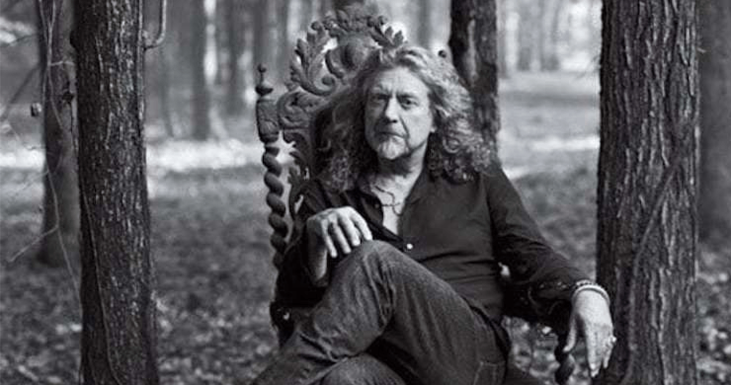 "Robert Plant Performs ""Immigrant Song"" For First Time Since 1996 [Watch]"