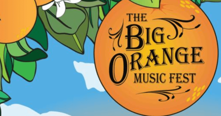 big orange music festival, big orange music fest, big orange music fest 2019, big orange music festival lineup