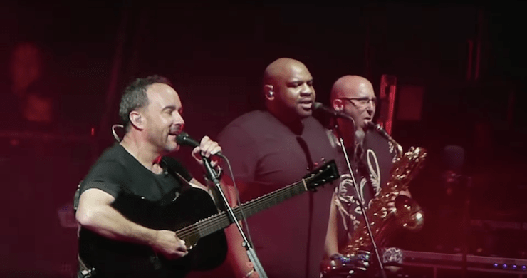 Dave Matthews Band Debuts AC/DC, Bee Gees Mashup At SPAC [Multi-Cam Video]