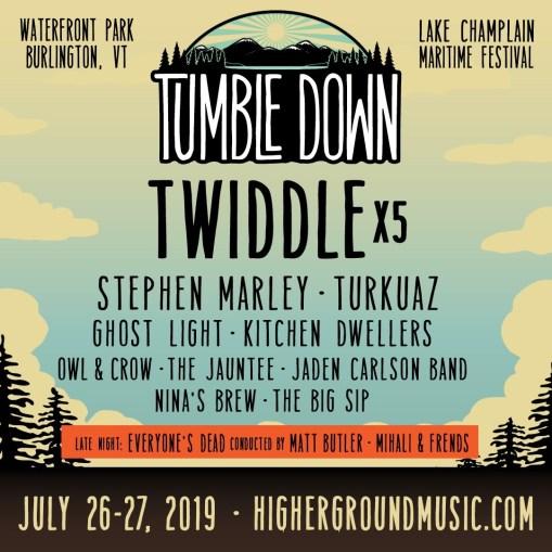 Tumble Down, Tumble Down 2019, Tumble Down Festival, Tumble Down Twiddle, Twiddle Tumble Down