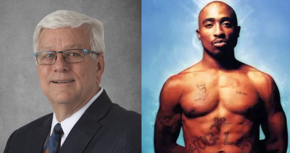 Iowa State Official Ousted After Bombarding Colleagues With Tupac Lyrics For Two Years